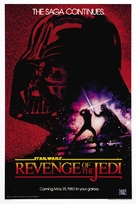Star Wars: Episode VI - Return of the Jedi - Teaser movie poster (xs thumbnail)