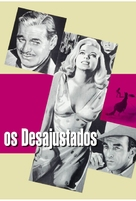 The Misfits - Brazilian DVD cover (xs thumbnail)