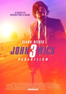 John Wick: Chapter 3 - Parabellum - Chilean Movie Poster (xs thumbnail)