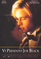Meet Joe Black - Italian Theatrical movie poster (xs thumbnail)