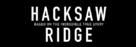 Hacksaw Ridge - Logo (xs thumbnail)