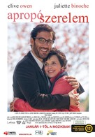 Words and Pictures - Hungarian Movie Poster (xs thumbnail)