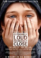 Extremely Loud & Incredibly Close - Dutch Movie Poster (xs thumbnail)