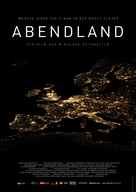 Abendland - German Movie Poster (xs thumbnail)