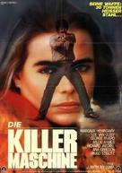 Goma-2 - German Movie Poster (xs thumbnail)