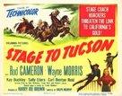 Stage to Tucson - Movie Poster (xs thumbnail)