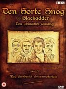 """The Black Adder"" - Danish DVD cover (xs thumbnail)"