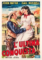 Angel and the Badman - Italian Movie Poster (xs thumbnail)