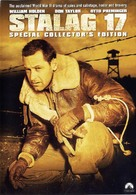 Stalag 17 - DVD cover (xs thumbnail)