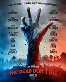 The Dead Don't Die - Movie Poster (xs thumbnail)