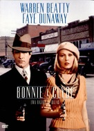 Bonnie and Clyde - Brazilian Movie Cover (xs thumbnail)