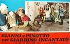 Jack and the Beanstalk - Italian poster (xs thumbnail)