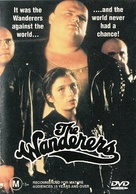 The Wanderers - Australian DVD cover (xs thumbnail)