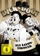 Swiss Miss - German DVD cover (xs thumbnail)