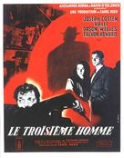 The Third Man - French Movie Poster (xs thumbnail)