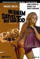 Hannie Caulder - German DVD cover (xs thumbnail)