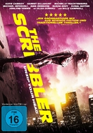The Scribbler - German DVD cover (xs thumbnail)