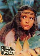 Corsaro nero, Il - German Movie Poster (xs thumbnail)