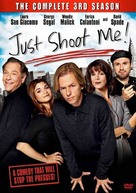 """Just Shoot Me!"" - DVD movie cover (xs thumbnail)"