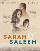 The Reports on Sarah and Saleem - New Zealand Movie Poster (xs thumbnail)