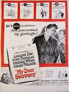 My Dear Secretary - Movie Poster (xs thumbnail)