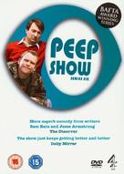 """Peep Show"" - British DVD cover (xs thumbnail)"