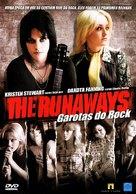 The Runaways - Brazilian Movie Cover (xs thumbnail)