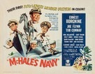 McHale's Navy - Movie Poster (xs thumbnail)