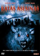 The Rats - Argentinian Movie Cover (xs thumbnail)