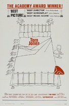 Tom Jones - Movie Poster (xs thumbnail)