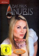 """Das Haus Anubis"" - German DVD cover (xs thumbnail)"