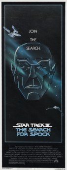 Star Trek: The Search For Spock - Movie Poster (xs thumbnail)