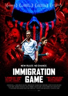 Immigration Game - German Movie Poster (xs thumbnail)