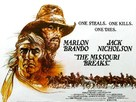 The Missouri Breaks - British Movie Poster (xs thumbnail)