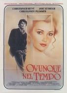 Somewhere in Time - Italian Theatrical movie poster (xs thumbnail)