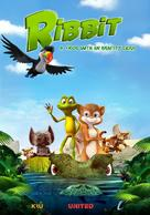 Ribbit - Malaysian Movie Poster (xs thumbnail)