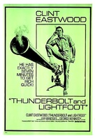 Thunderbolt And Lightfoot - South African Movie Poster (xs thumbnail)