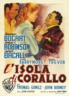 Key Largo - Italian Movie Poster (xs thumbnail)