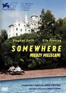 Somewhere - Polish DVD movie cover (xs thumbnail)