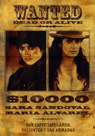 Bandidas - Spanish Teaser movie poster (xs thumbnail)