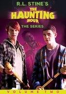 """""""R.L. Stine's The Haunting Hour"""" - DVD movie cover (xs thumbnail)"""