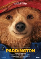 Paddington - German Movie Poster (xs thumbnail)