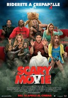 Scary Movie 5 - Italian Movie Poster (xs thumbnail)