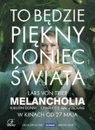 Melancholia - Polish Movie Poster (xs thumbnail)
