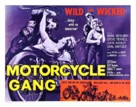 Motorcycle Gang - Movie Poster (xs thumbnail)