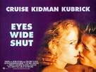 Eyes Wide Shut - British Movie Poster (xs thumbnail)