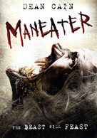 Maneater - DVD cover (xs thumbnail)