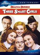 Three Smart Girls - DVD movie cover (xs thumbnail)