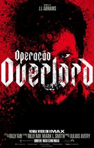 Overlord - Brazilian Movie Poster (xs thumbnail)