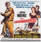 The Comancheros - Movie Poster (xs thumbnail)